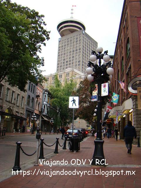 Que hacer, a donde ir, que visitar en Vancouver. Dos días en Vancouver