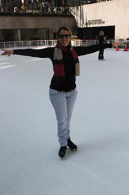 patinação em ny