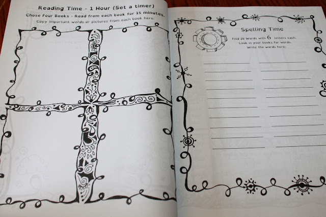 Hyper Active Journal by The Thinking Tree