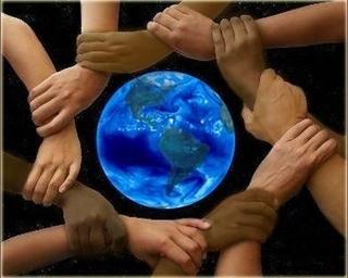 ilustrasi kedamaian