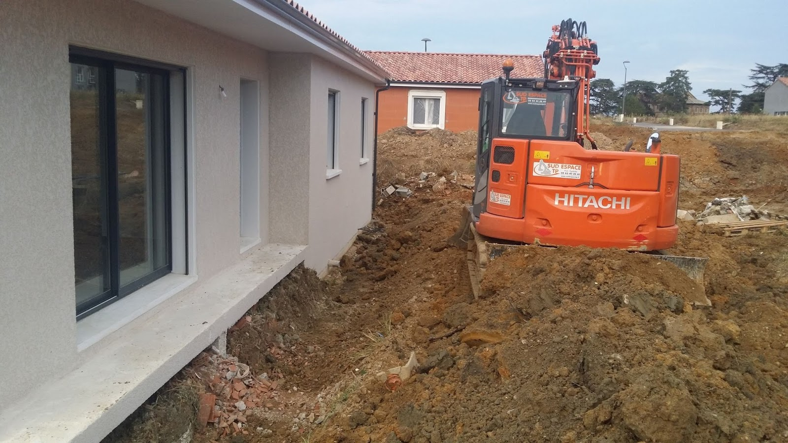 Ma Troisieme Maison Sera Rt 2012 Terrassement