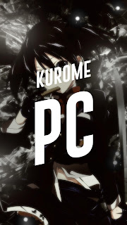 Kurome Wallpaper