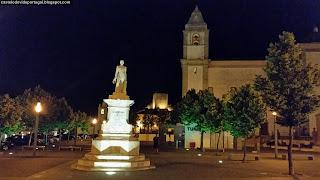 MONUMENT / Praça Dom Pedro V, Castelo de Vide, Portugal