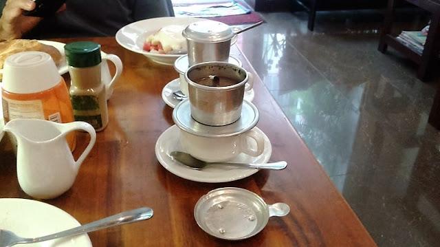 Filtros de café vietnamita