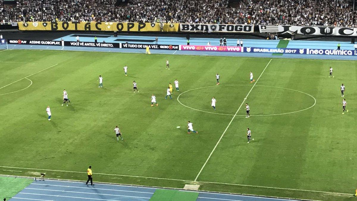 87ba84baf7 Botafogo 0 x 2 Avaí  Série A 2017 no blog