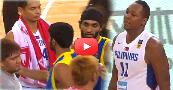 2014 FIBA Asia Cup: PHILIPPINES vs. INDIA - Game Highlights (VIDEO) Quarterfinals