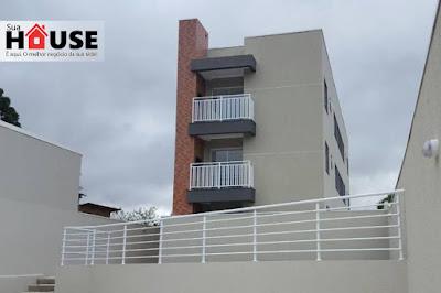 Excelente apartamento novo de 63m², com 2 dormitórios