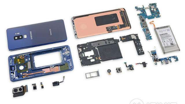 Samsung Galaxy S9, Galaxy S9+ Get Low Repairability Score in iFixit Teardown
