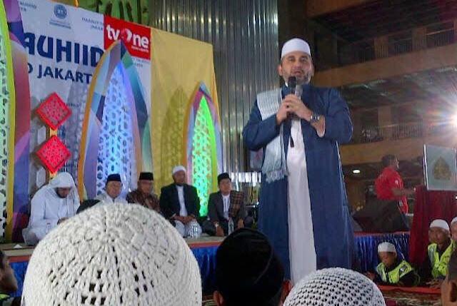 Pimpinan Majelis Rasulullah: Pernyataan Ruhut tak Etis