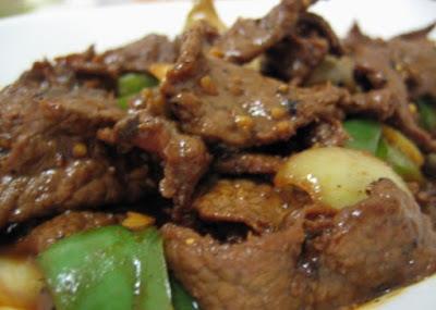Tumis Nikmat Daging Sapi - Resep Masakan Indonesia