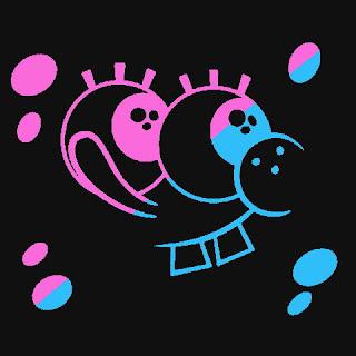 Tutorial Membuat LineArt Blue Pink Di Picsay Pro