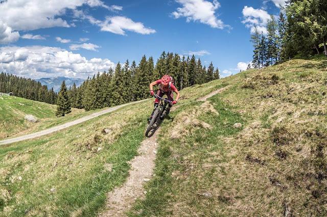 Rosskopf Wildschönau MTB Mountainbike Tour Bike BBS