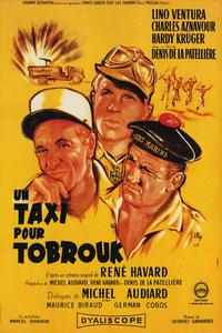 Watch Taxi for Tobruk Online Free in HD