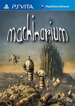 Machinarium [PSVita][USA][HENkaku][Mega]