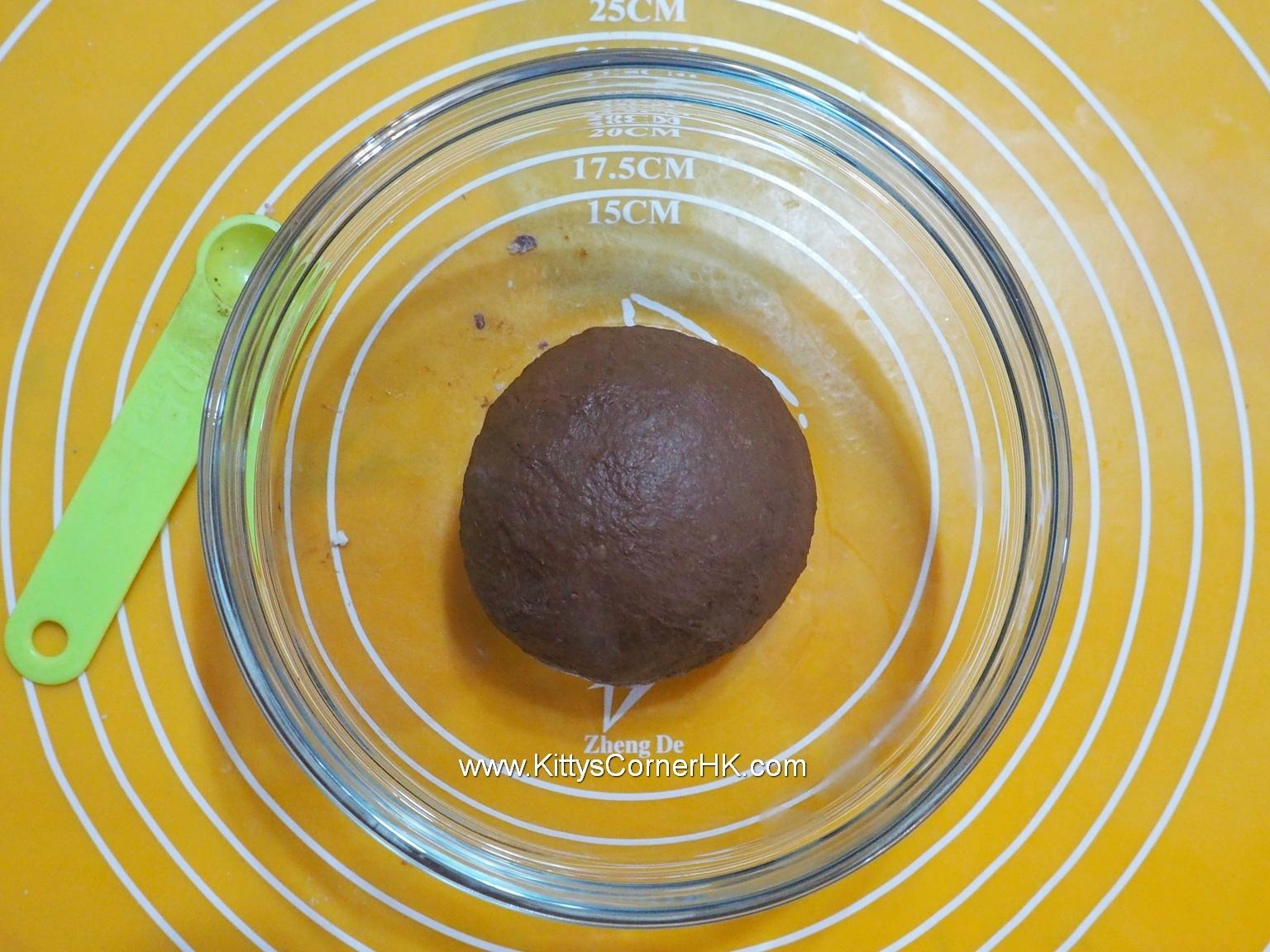 Chocolate Lava Bread DIY recipe 流心巧克力麵包 自家烘焙食譜