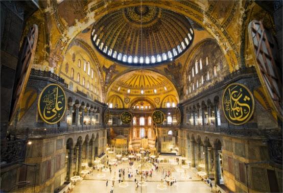 Erdogan Sebut Hagia Sophia Bisa Kembali Jadi Masjid