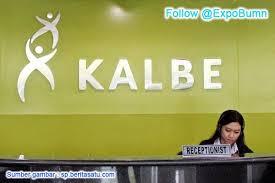 Lowongan Kerja Terbaru Farmasi PT Kalbe Farma,Tbk