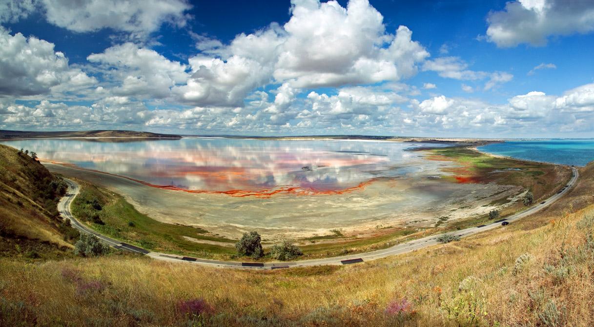 Озеро Тобечикское