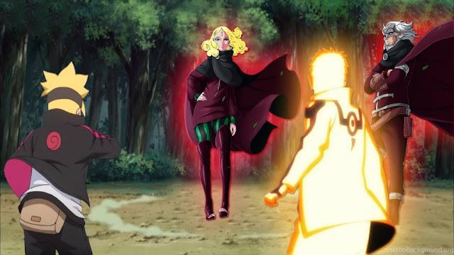 Manga Boruto Chapter 33: Kekuatan Sejati Hokage