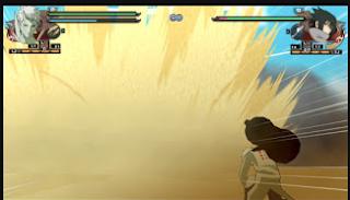 Naruto Impact Mod Texture Gaara (Obito Rikudo Mode) NSUNI PPSSPP
