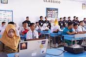 MIB Ade' Pitue Makassar Gelar Pelatihan IT di Tonra, Peserta Penuh Antusias