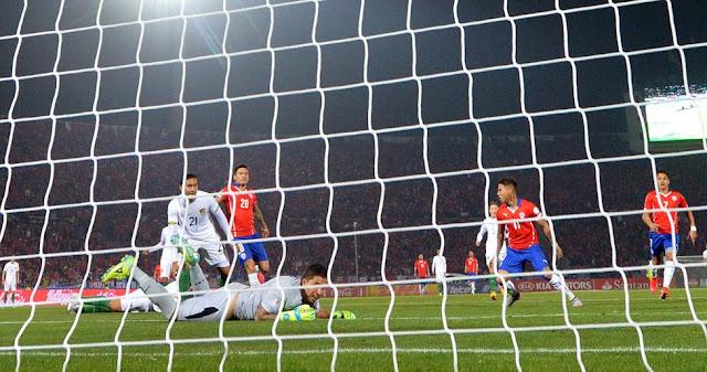 Chile y Bolivia en Copa América 2015, 19 de junio