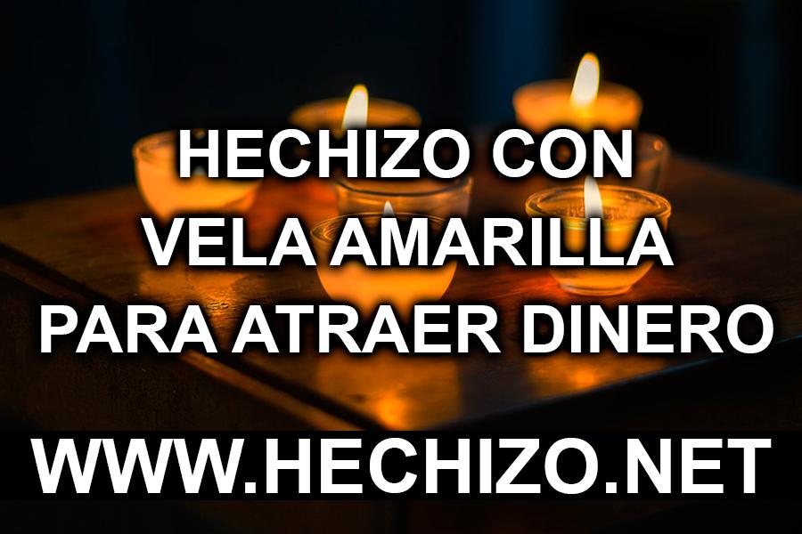 Hechizo con Vela Amarilla para el Dinero (Casero y Eficaz)