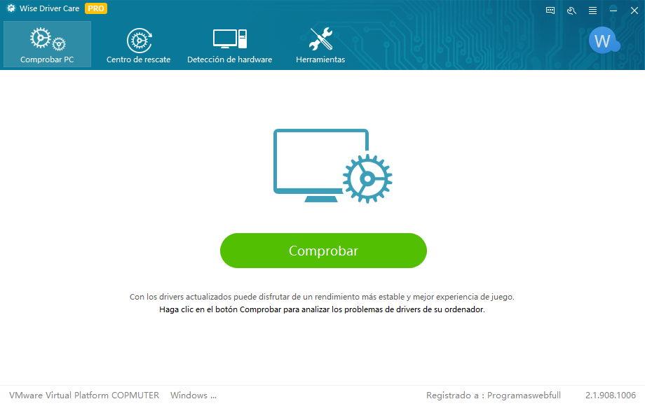 Wise Driver Care Pro (Descarga y actualiza los controladores de Windows) ~ BUNKERFREE