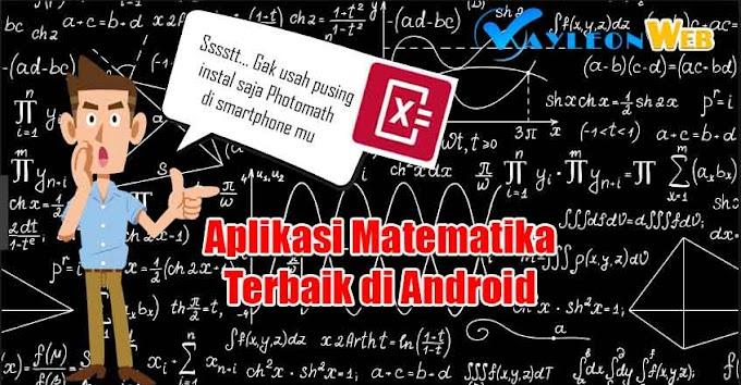 Aplikasi Matematika Terbaik di Android