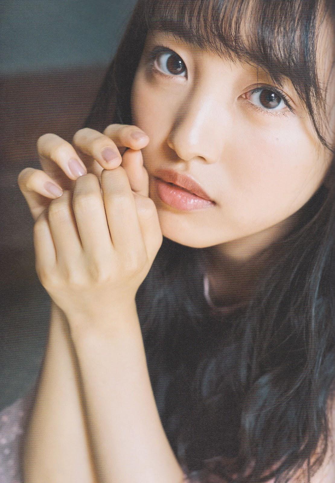 Mukaichi Mion 向井地美音, B.L.T Graph. 2017.11.15 Vol.25 (TOKYO NEWS MOOK)