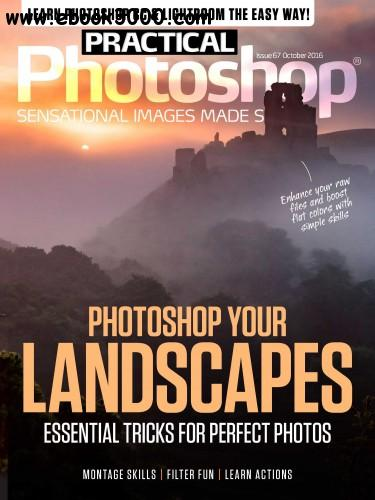 Practical Photoshop - October 2016 PDF