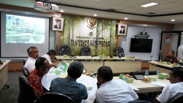 Pemkab Lutim Usulkan Perubahan Kawasan Hutan ke Kementerian LHK