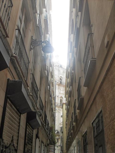 Callejones de Málaga