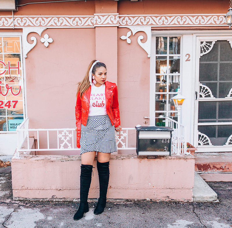 valentine's day outfit ideas, fashion blogger, fashion influencer