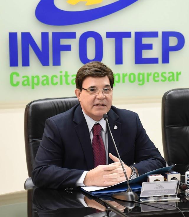 Brache asegura calidad egresados del INFOTEP es pasaporte para el mercado laboral