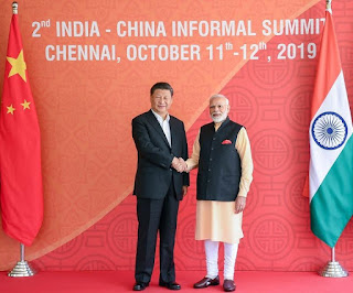 2nd India-China Informal Summit