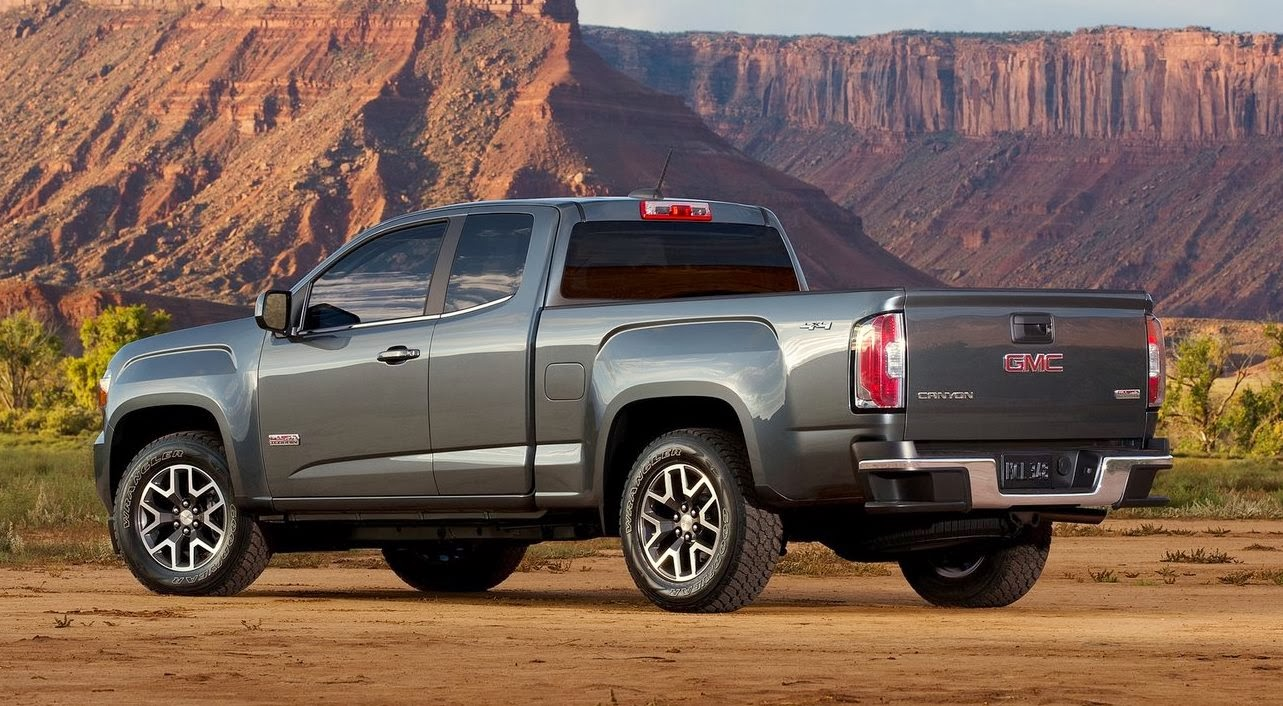 2014 gmc canyon autos weblog. Black Bedroom Furniture Sets. Home Design Ideas