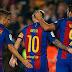 Neymar visitó al Barcelona