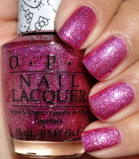 OPI Starry Eyed For Dear Daniel