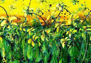 flores-diseños-modernos-pintados