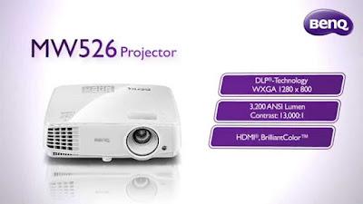 Proyector BenQ MW526