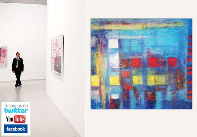 mit bezahlbaren, handgemalten Gemälden und radikal günstigen Leinwanddrucken