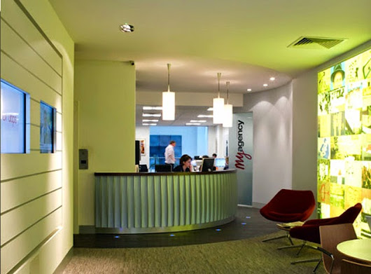 Business Office Reception Design and Style Is Awesome - Designs Ideas