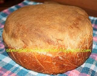 Ekşi Maya İle Ev Ekmeği