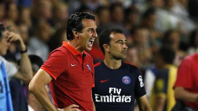 Emery Belum Puas dengan Lini Serang PSG