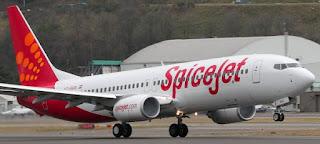 Spice Jet Scheme Card