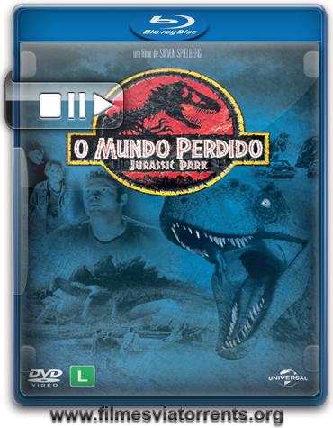 Jurassic Park 2: O Mundo Perdido Torrent - BluRay 720p e 1080p Dual Áudio 5.1 (1997)