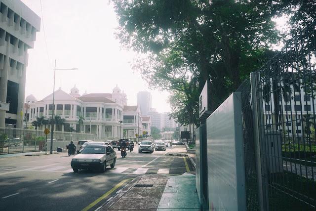 マレーシアのレンタカー