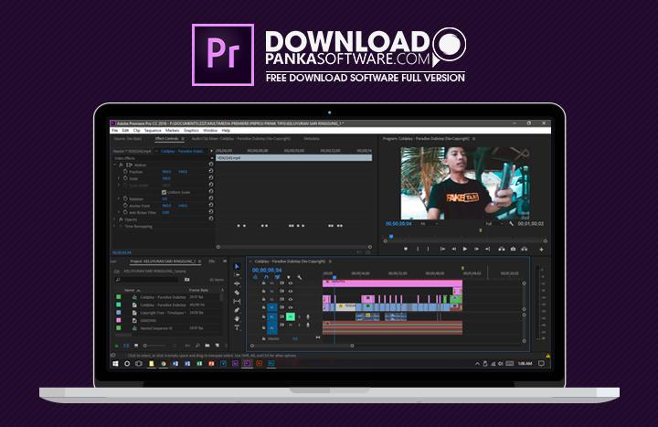 download adobe premiere pro cc 2018 full version