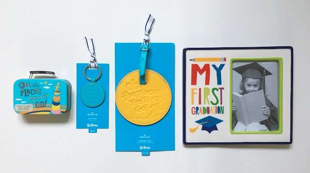 Hallmark Gifts for Grads - Oh, The Places You'll Go!